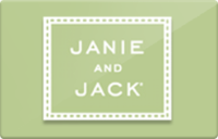 Janie and jack gift card only