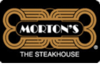 Mortons steak house